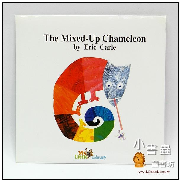 內頁放大:The Mixed-Up Chameleon(拼拼湊湊變色龍)單CD