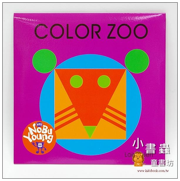 內頁放大:Color zoo(單CD)