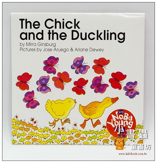 內頁放大:The Chick and the Duckling(單CD)小雞和小鴨