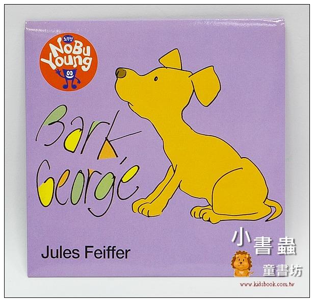 內頁放大:Bark, George /單CD