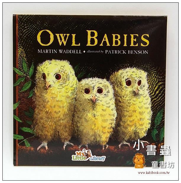 內頁放大:OWL BABIES小貓頭鷹(單CD)