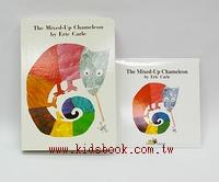 The Mixed-Up Chameleon(硬頁書+CD)(拼拼湊湊變色龍)(85折)