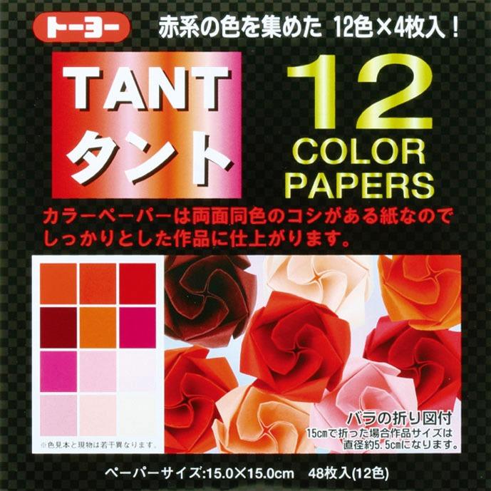 內頁放大:日本丹迪紙:12色(紅色系)(兩面同色)15cm