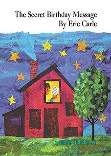 艾瑞.卡爾:The Secret Birthday Message(神秘的生日禮物)(85折)