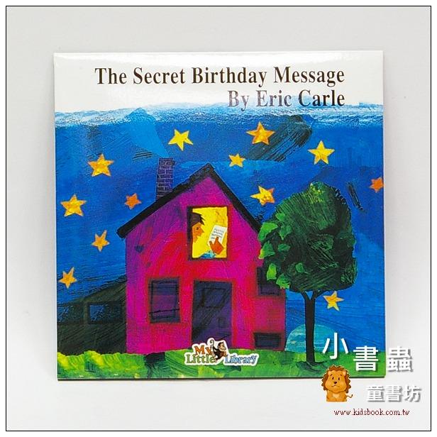內頁放大:The Secret Birthday Message(神秘的生日禮物) (單CD)