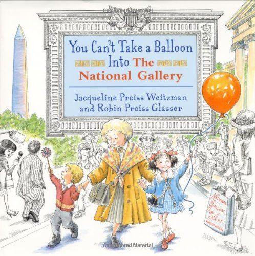 內頁放大:YOU CAN'T TAKE A BALLOON INTO THE NATIONAL GALLERY