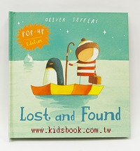 LOST AND FOUND /立體書