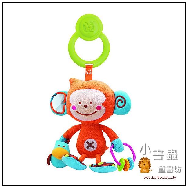 內頁放大:學習陪伴布偶:BeBee猴(85折)