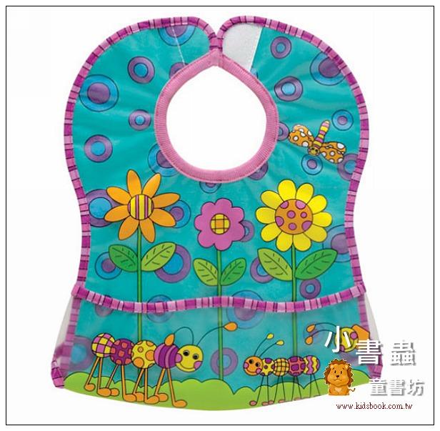 內頁放大:防水口袋圍兜 – 花園(85折)