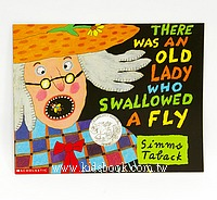 THERE WAS AN OLD LADY WHO SWALLOWED FLY(平裝書) )