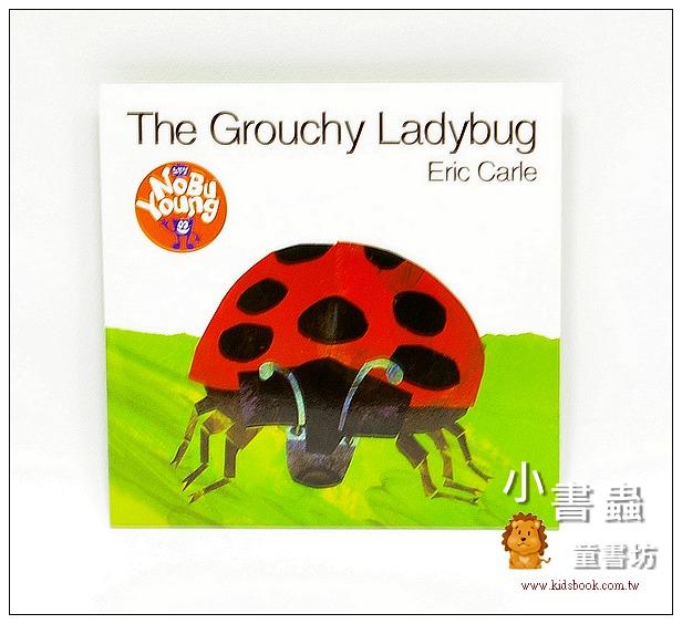 內頁放大:The Grouchy Ladybug(愛生氣的瓢蟲)(單CD )
