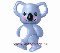無尾熊:TOLO動物公仔(現貨數量:2)絕版品