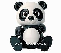 貓熊:TOLO動物公仔(現貨數量:2)絕版品