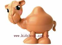 駱駝:TOLO動物公仔
