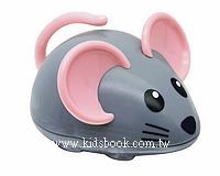 老鼠:TOLO動物公仔(現貨數量:1)絕版品