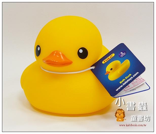 內頁放大:黃色小鴨 (單隻) (大) TOLO 正版授權生產(Rubber Duck)