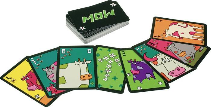 內頁放大:哞Mow - Special Edition (多人特別版 2~10人) 桌上遊戲