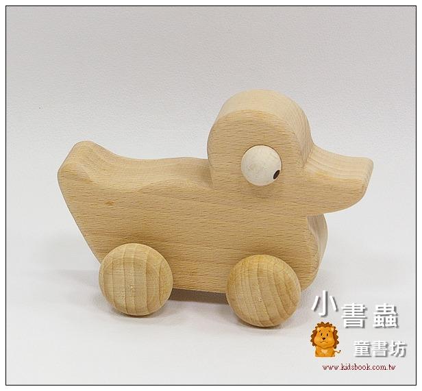 內頁放大:可愛動物車─鴨子