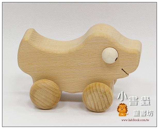 內頁放大:可愛動物車─小狗(特價品)現貨:2