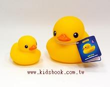 黃色小鴨 (1大1小) TOLO 正版授權生產(Rubber Duck)