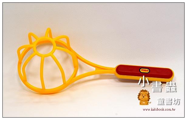 內頁放大:黃色小鴨撈網:TOLO 正版授權生產(Rubber Duck)洗澡玩具
