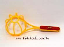 黃色小鴨撈網:TOLO 正版授權生產(Rubber Duck)洗澡玩具