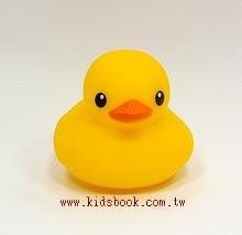 黃色小鴨 (單隻) (小):TOLO 正版授權生產(Rubber Duck)洗澡玩具