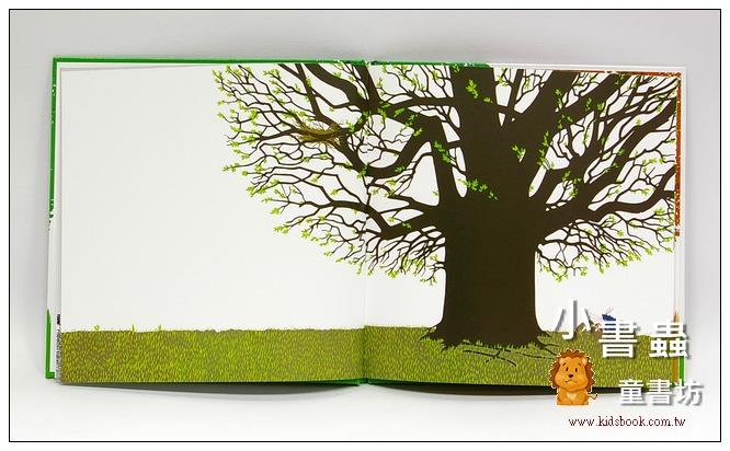 內頁放大:樹木之歌(85折) <親近植物繪本>