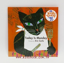 艾瑞.卡爾:Today is Monday(單CD)