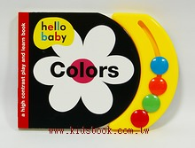 HELLO BABY PALY AND LEARN: COLORS