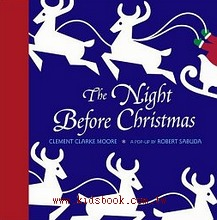 THE NIGHT BEFORE CHRISTMAS:名家立體書