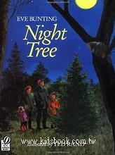 NIGHT TREE(我們的樹)(平裝本)