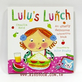 Lulu,s Lunch(觸摸+操作書)79折