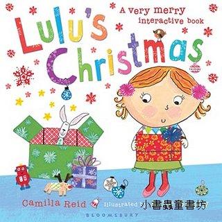 Lulu,s Christmas(觸摸+操作書)85折