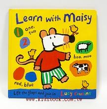 小鼠波波:Learn With Maisy