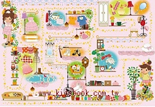 30pcs 派對迷宮:日本幼兒紙板拼圖