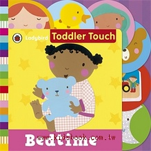 LADYBIRD TODDLER TOUCH :BEDTIME(大本硬頁觸摸書)