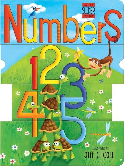 內頁放大:SILLY SLIDER:Numbers