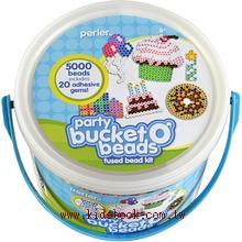 Perler拼拼豆豆-甜蜜派對5000顆拼豆組合桶42856