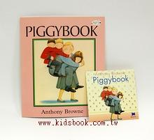 PIGGYBOOK (朱家故事) 平裝書+CD
