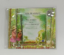 MR. RABBIT AND THE LOVELY PRESENT (兔子先生, 幫幫忙好嗎) /書+CD
