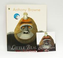 LITTLE BEAUTY (大猩猩和小星星) 平裝書+CD