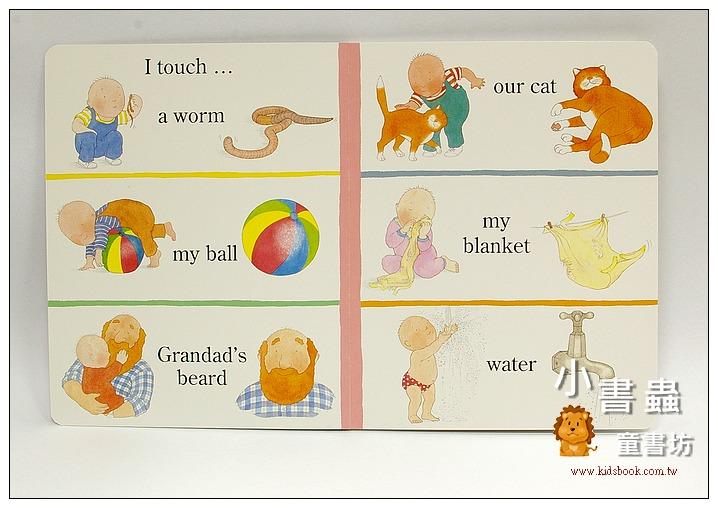 內頁放大:HELEN OXENBURY,S BIG BABY BOOK/硬頁書