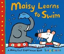 小鼠波波故事書:Maisy Learns to Swim