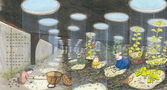 內頁放大:小小鄰愛種花(春)(79折) <親近植物繪本>
