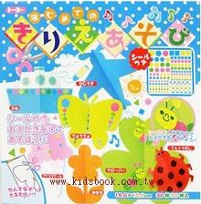 剪紙材料包1─簡單款:日本色紙(初級)現貨數量:5