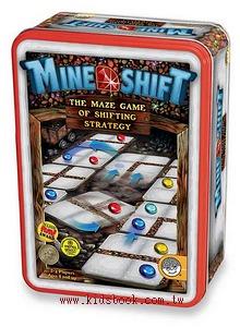 Mine Shift 4 player 四人版寶藏礦坑 桌上遊戲