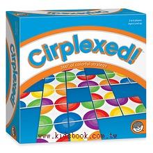 環環相扣幾何拼拼樂 桌上遊戲 Cirplexed