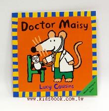 小鼠波波繪本故事(幼幼):Doctor Maisy(平裝本)