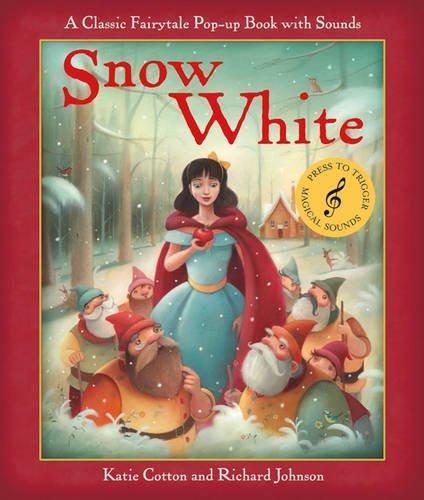 內頁放大:名家立體書 SNOW WHITE(白雪公主)立體+音效